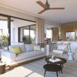 Ennéa Villa – Living-Room
